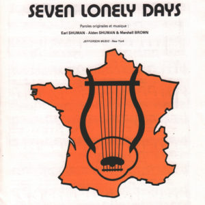 Seven lonely days