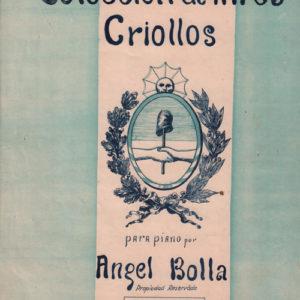 Coleccion de aires Criollos