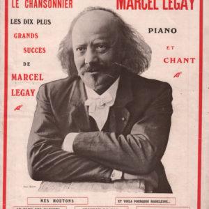 Musique pour tous Marcel Legay