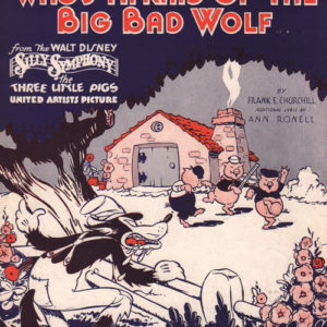 Who's afraid of the big bad wolf ?